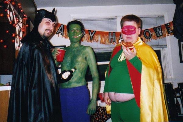 Mike, Rob and Dan